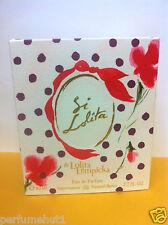 Si Lolita De Lolita Lempica Women Perfume EDP 2.7 oz Spray Nib Rare