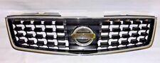 2007 2008 2009 NISSAN SENTRA GRILLE GRILL FRONT WITH EMBLEM OEM 62070 ET-000-C1
