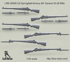 Live Resin 1/35 LRE-35095 US Springfield Armory M1 Garand 30.06 Rifle