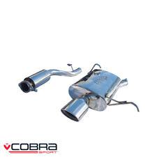 Cobra Sport BMW e36 z3 1.9i Roadster m44 Motor CAT-Auspuff-bm17tp67b