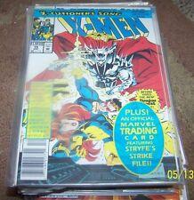 X Men comic # 15 (Dec 1992, Marvel)  cable x-cutioners song pt 7  APOCALYPSE