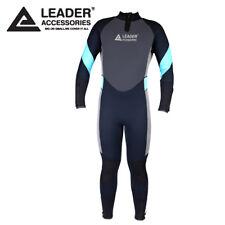 Leader Accessories 5mm L Men's Fullsuit Wetsuit for Scuba Diving