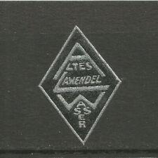 Altes Lavendel Wasser advertising label