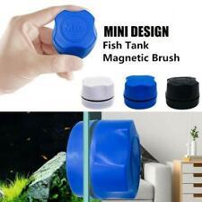 Aquarium Fish Tank Floating Magnetic Glass Cleaner Algae Brush Scrubber Tool