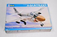 Revell Grumman A-6A Intruder 1/100 Scale Plastic Model Kit #4025 Sealed Contents