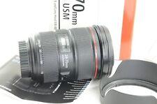 Canon EF 24-70 mm f/2.8 L II USM, OVP (BOX)