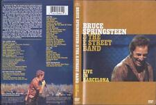 DVD:  BRUCE SPRINGSTEEN & THE E STREET BAND LIVE IN BARCELONA