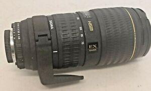 Sigma EX HSM 70-200mm F/2.8 APO Lens - Nikon Fit