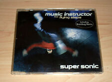 CD Maxi-Single - Music Instructor feat Flying Steps - Super Sonic