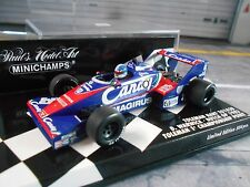 F1 toleman Hart tg 183 B GP 1983 #35 warwick Candy MAGIRUS NL Minichamps 1:43
