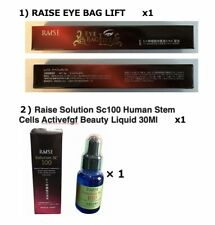 """raise eye bug lift"" and ""Raise Solution Sc100 Human Stem Cells Liquid 30Ml"""