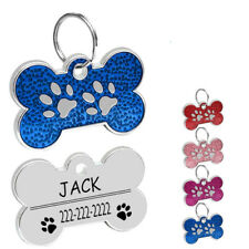 Personalized Dog Tag, Pet Tag, Dog Id Tag, Dog Collar, Customized Tag,Cat Tag H5