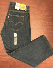 NWT Levi's Kids 550 Boys Jeans Pants Husky 12 Relaxed Fit Cotton Adjustable