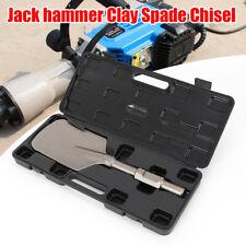 Jack Hammer Clay Spade Cutter Chisel Shovel For Electric Demolition Jack Hammer