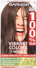 Garnier Nutrisse 501 Medium Brown Vibrant Colors Gel-Creme Hair Color Permanent