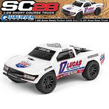 Team Associated 1:28 SC28 RARE Lucas Oil Edition Short Course Truck RTR ASC20150
