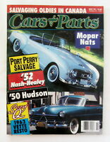Vintage - Cars & Parts Magazine - November 1994 - Mopar - Salvage Restoration