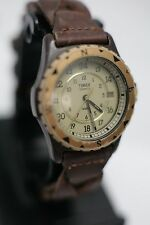 Rare 1992 - Timex Adventurer Pre-Indiglo Men's Analog Military Style Wrist Watch