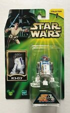 STAR WARS STAR TOURS DISNEY EXCLUSIVE R3-D3 DROID MINT ON CARD