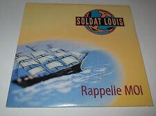 Soldat Louis - Rappelle moi - cd promo 2 titres 1999