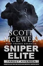 Target America: A Sniper Elite Novel, McEwen, Scott & Koloniar, Thomas, Used; Go