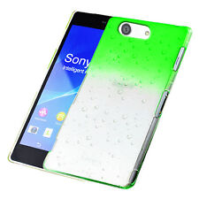 Hard Case Cover Raindrop Compact for Various Sony Xperia Phones Screen Protector