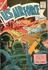 War US Silver Age Comics (1956-1969)