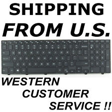 NW US English Dell Inspiron 15-5000 5576 5577 5479 Gaming BACKLIT White Keyboard