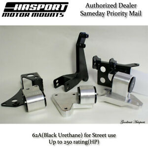 Hasport Mounts Dual Height K-Series K20 K24 Swap into 96-00 Honda Civic EKK2-62A