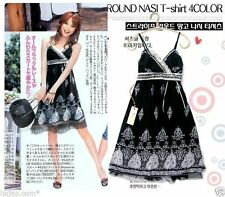woman black gothic lace poly chiffon dress sz small s