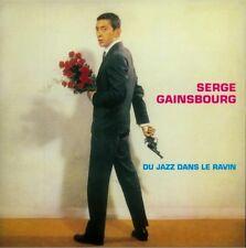 Serge Gainsbourg DU JAZZ DANS LE RAVIN (DELUXE) 180g GATEFOLD Dol NEW VINYL LP