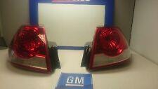 2008 2009 PONTIAC G8 GT GXP BASE TAIL LAMP KIT GENUINE GM