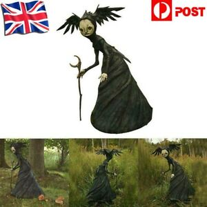 Halloween Light-Up Witches Ghost 168cm Halloween Decorations Horror Props Creepy