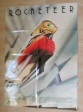 Filmplakat - Rocketeer ( Timothy Dalton , Jennifer Connelly )