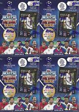 2019-20 Topps UEFA Champions League Soccer Match Attax Extra Starter Deck
