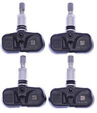 Set of 4 Toyota Scion Lexus Tire Pressure Sensor TPMS OEM PMV-107J 42607-33011