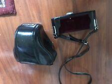 Nikon Black Fitted Camera Case W/ Strap For Nikon F F2 Fit 20-105mm Lenses