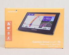 """Garmin DriveSmart 70 LMT-D EU + 7"""" Zoll Navigationsgerät Europa inkl. Updates"""