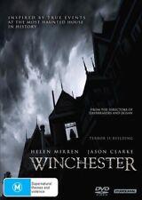 WINCHESTER : NEW DVD