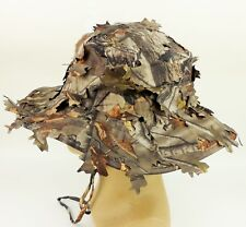 Hunting 3D Leaf Bionic camouflage Cap Sniper camouflage Boonie Hat