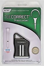 Teecorrect Precision Golf Tee Marking System - Customize Your Tees