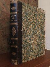 Gigli O. - Della Città di Dio di Santo Aurelio Agostino- Vol. I - 1844