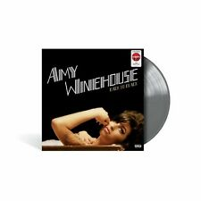 AMY WINEHOUSE BACK TO BLACK SILVER VINYL LP record target NEW