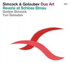 GWILYM/GOLOUBEV,YURI SIMCOCK - REVERIE AT SCHLOSS ELMAU  CD NEW+