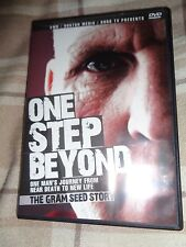 DVD One Step Beyond THE GRAM SEED STORY Football Hooliganism NEAR DEATH NEW LIFE