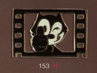 Pin's Badge Demons & Merveilles BD Comics Felix the Cat le chat Cinema Film