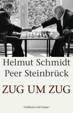 Zug um Zug von Helmut Schmidt und Peer Steinbrück (2011, Gebundene Ausgabe)