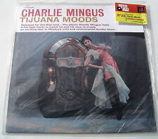 CHARLIE MINGUS . TIJUANA MOODS . REISSUE 2011. LP NEUF