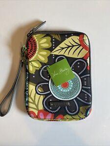 Vera Bradley NEW Neoprene Tablet Sleeve FLOWER SHOWER