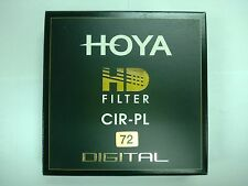 Genuine Hoya 72mm HD CPL Circular Polarizing C-PL Filter CIR-PL Polarizer